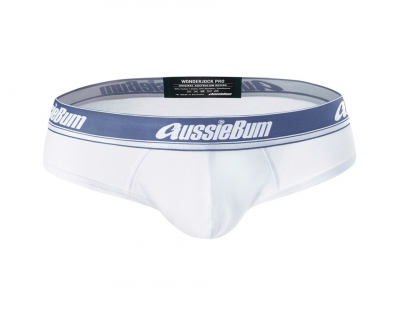 aussieBum Underwear Wonderjock Pro Brief White