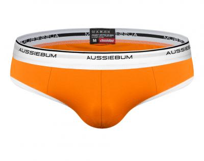 aussieBum Underwear Hitch Orange Brief
