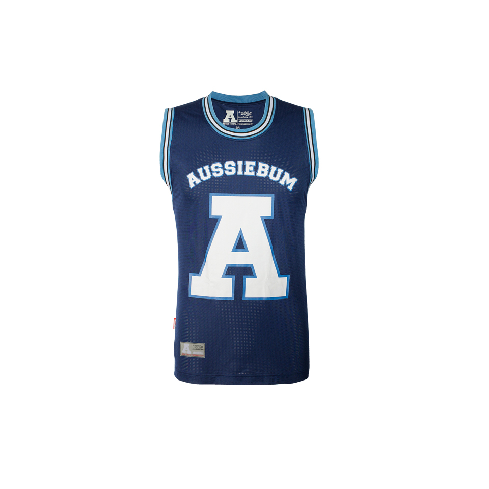 aussieBum Menswear Basketball Jersey Albury
