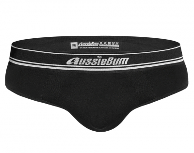 aussieBum Underwear Seamless.Tech 2.4 Brief Black