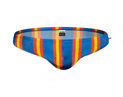 aussieBum Swimwear Vintage Stripes Newman Brief