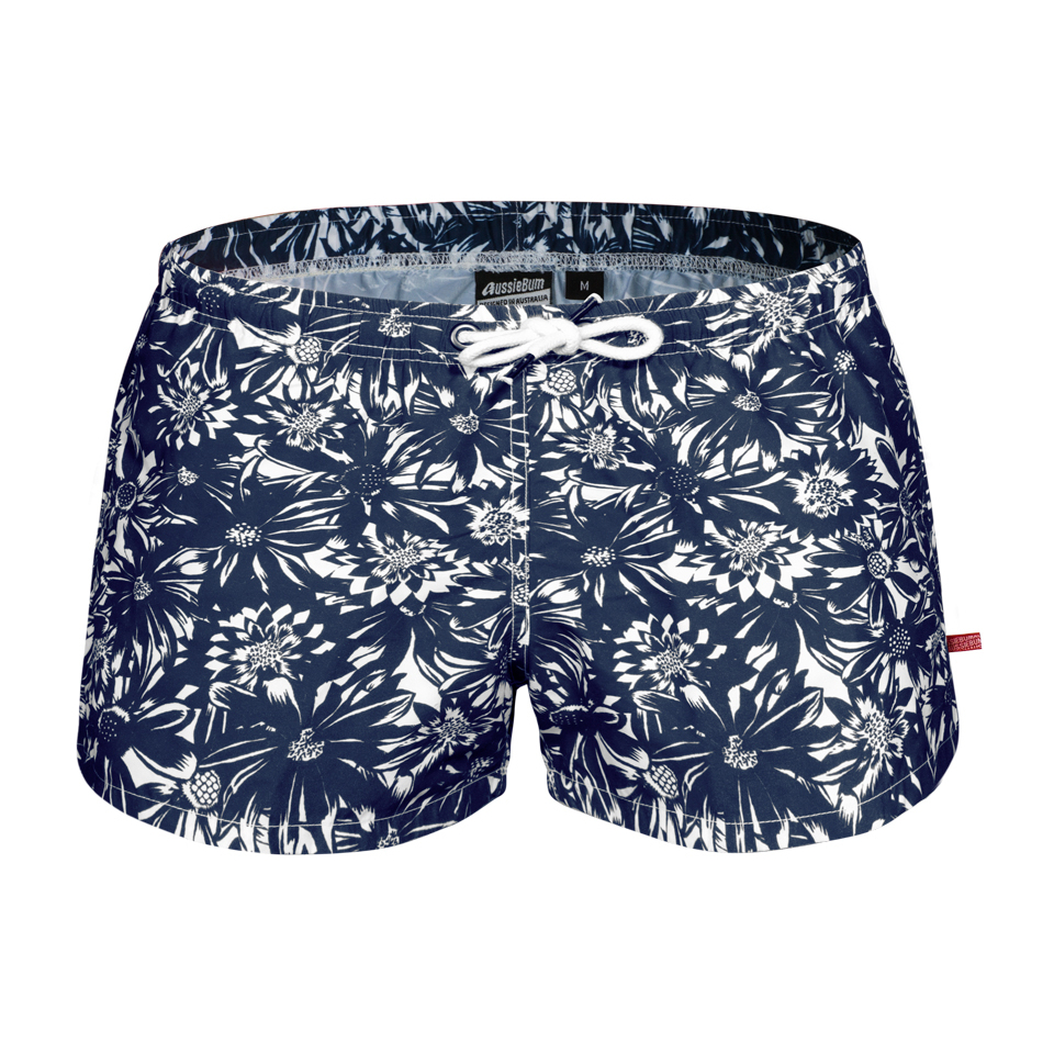 aussieBum Swimwear Bloom Navy