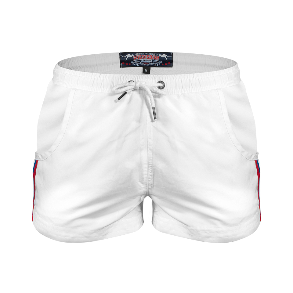 aussieBum Swimwear Kingswood White