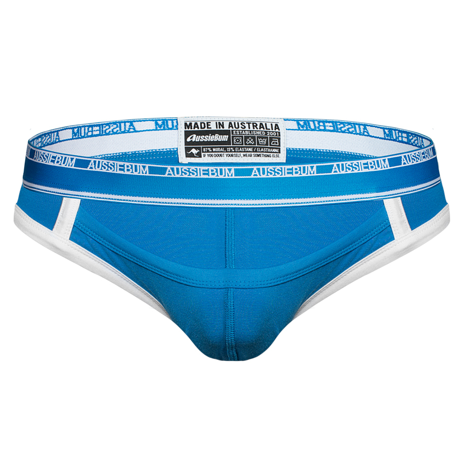 aussieBum Underwear Flop It Blue Brief
