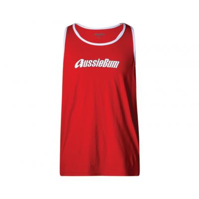 aussieBum Menswear Original Red Tops