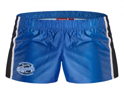 aussieBum Clothing Rugby Pro Short Blue Shorts