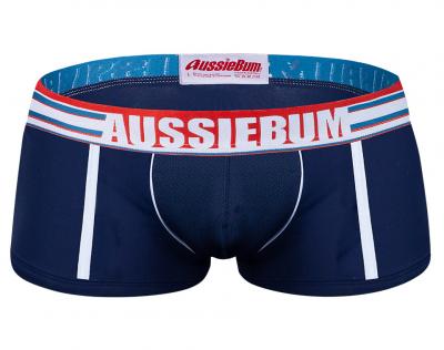 aussieBum Underwear GridFit Navy Hipster