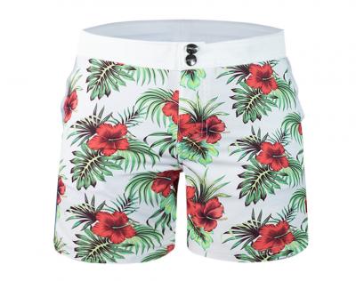 aussieBum Swimwear Bee Bee Green Shorts