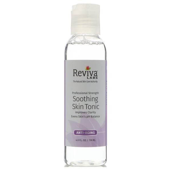 Reviva Labs, Soothing Skin Tonic, 4 fl oz (118 ml)