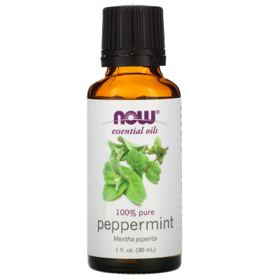 Now Foods, Essential Oils, Peppermint, 1 fl oz (30 ml)