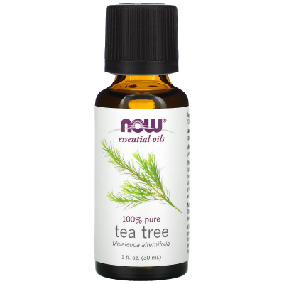 Now Foods, Essential Oils, Tea Tree, 1 fl oz (30 ml)