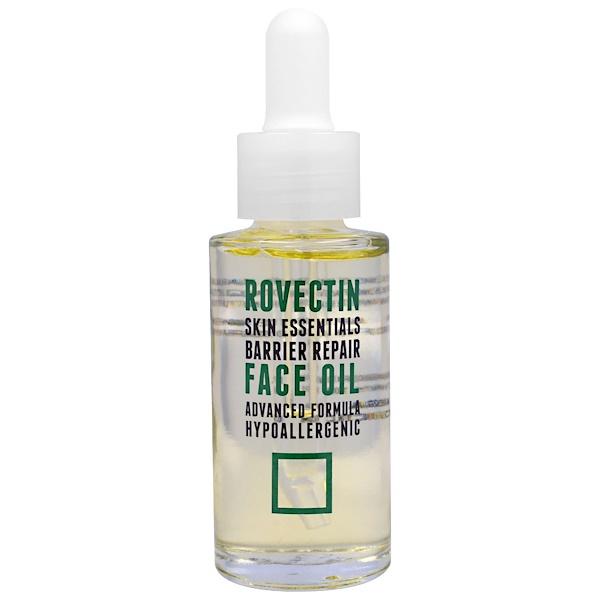 Rovectin, Skin Essentials Barrier Repair Face Oil, 1 fl oz (30 ml)
