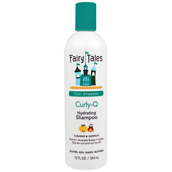 Fairy Tales, Curly-Q, Hydrating Shampoo, 12 fl oz (354 ml)