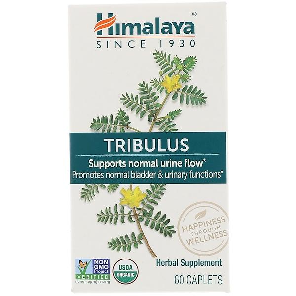 Himalaya Herbal Healthcare, Tribulus, 60 Caplets