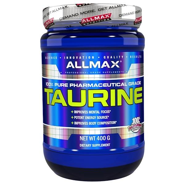 ALLMAX Nutrition, Taurine, 14.1 oz (400 g)