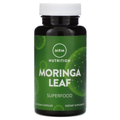MRM, Moringa, 600 mg, 60 Veggie Caps