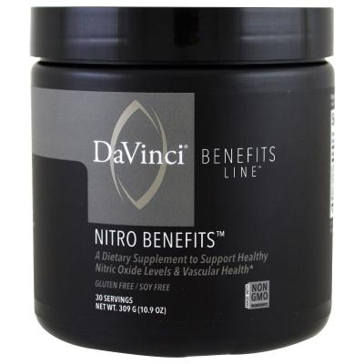 DaVinci Benefits, Nitro Benefits, 10.9 oz (309 g)