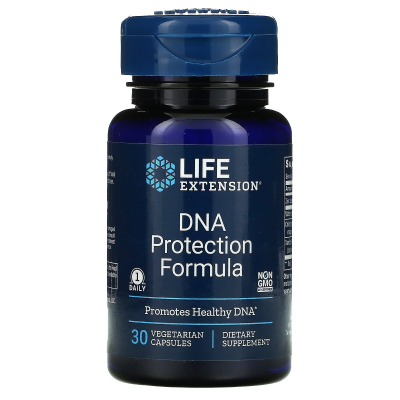 Life Extension, DNA Protection Formula, 30 Vegetarian Capsules