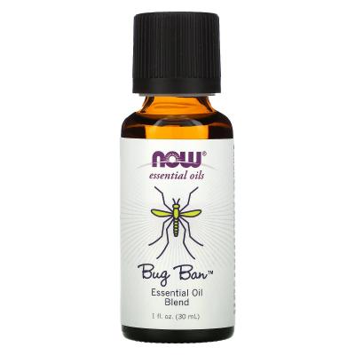 Now Foods, Essential Oils, Bug Ban, Essential Oil Blend, 1 fl oz (30 ml)