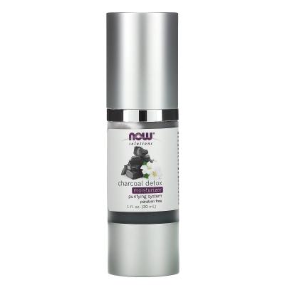 Now Foods, Solutions, Charcoal Detox Moisturizer, 1 fl oz (30 ml)