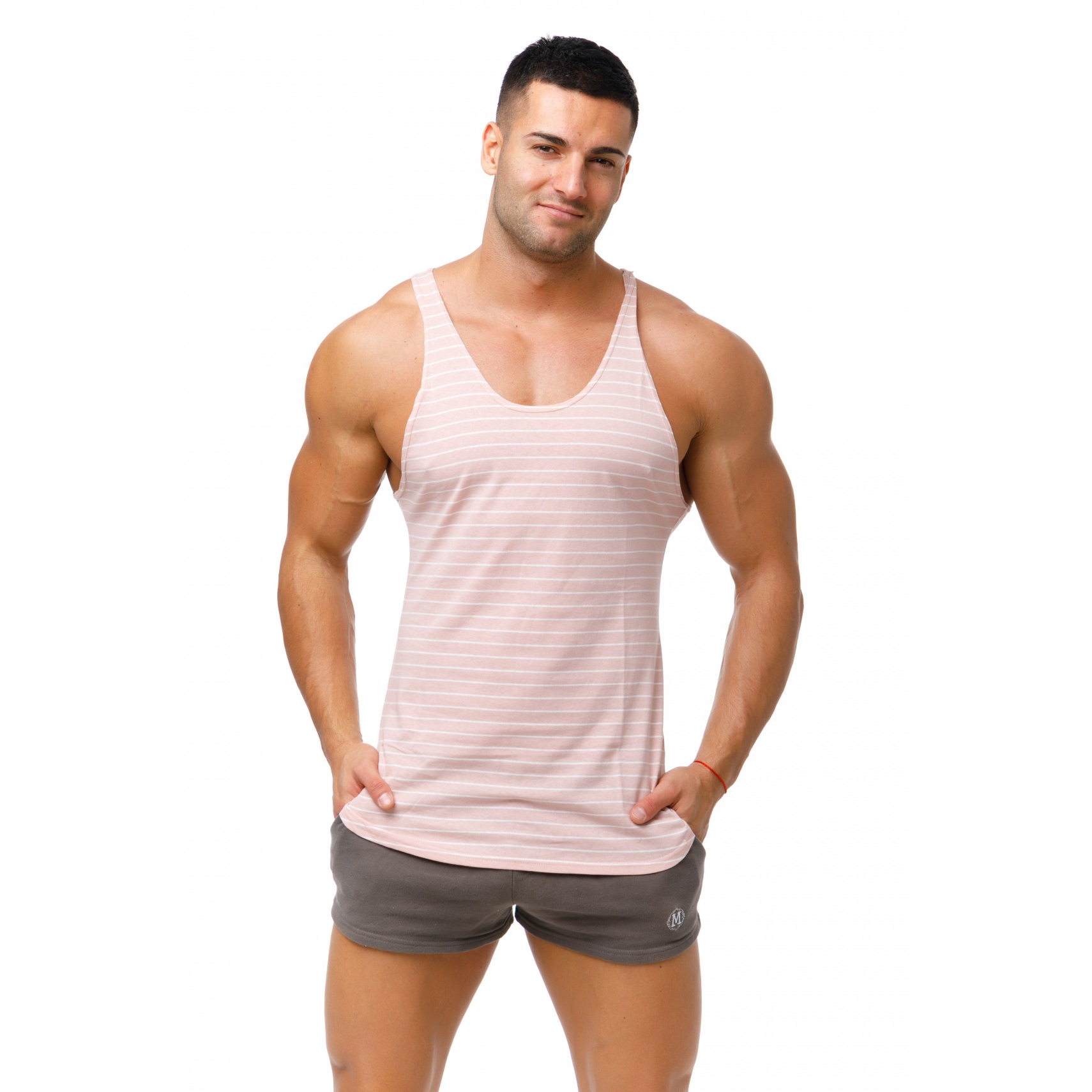 Marcuse Singlets Porter Pink