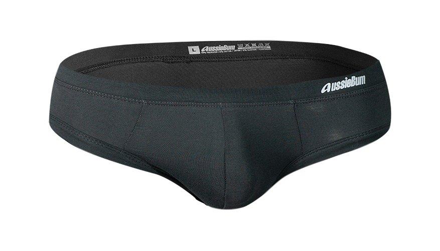 aussieBum Underwear, Man, Charcoal Ltd.Edit Grey Brief