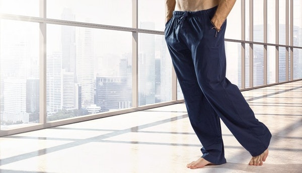 aussieBum Menswear Navy Blue Pant