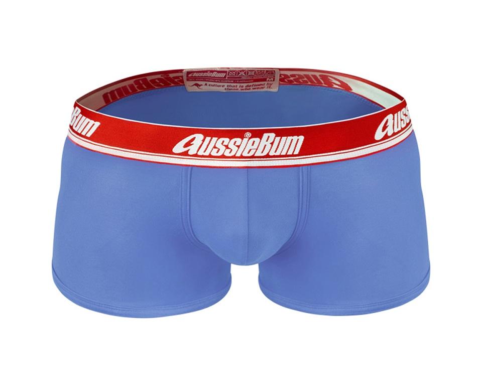 aussieBum Underwear, Journey, Blue Trunk