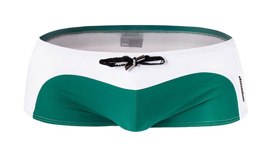 aussieBum Swimwear, HandleBar, Tamarama Green Trunk