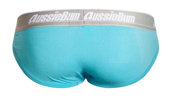 aussieBum Underwear, Wonderjock Pro, Blue Brief