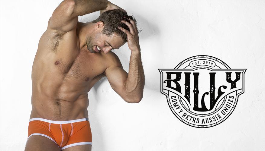 aussieBum Underwear Orange Trunk