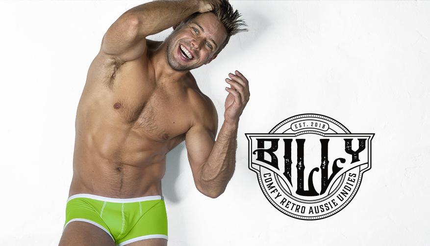 aussieBum Underwear Billy Green Hipster