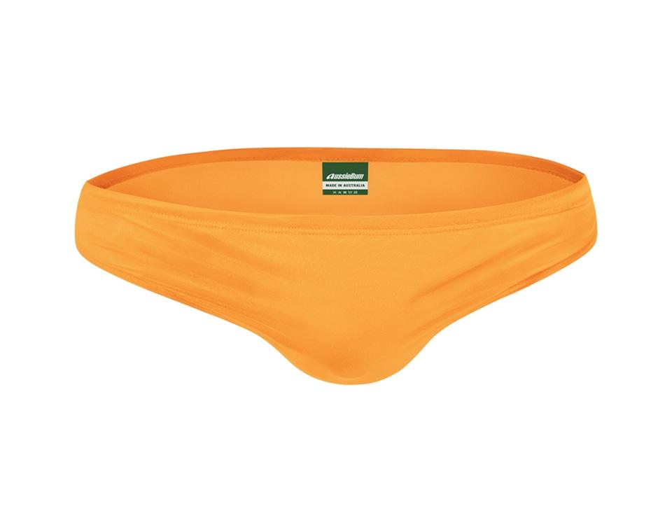 aussieBum Swimwear Citrus Orange Brief