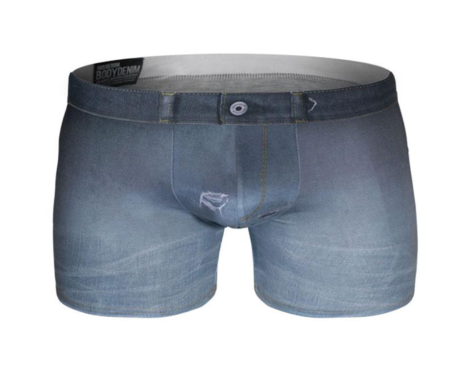 aussieBum Underwear, Bodydenim, Faded Blue Trunk