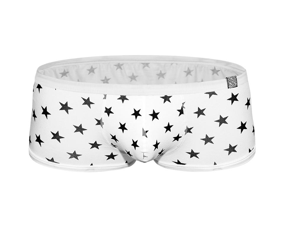 aussieBum Underwear Billy - Stars White Trunk