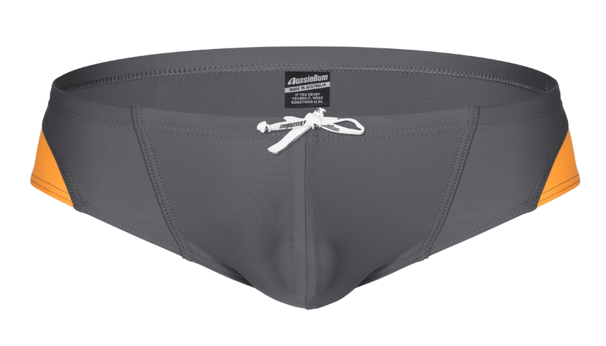 aussieBum Swimwear, Ultra, Adonis Grey Brief