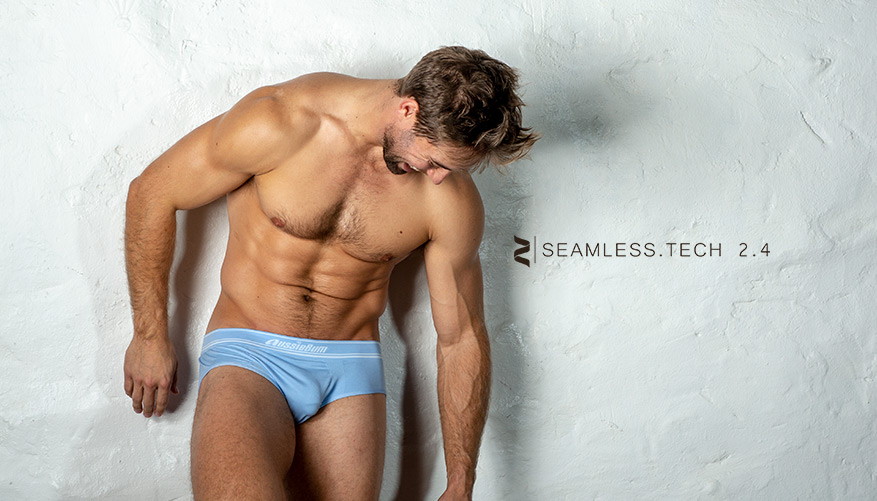 aussieBum Underwear Ice Blue Brief
