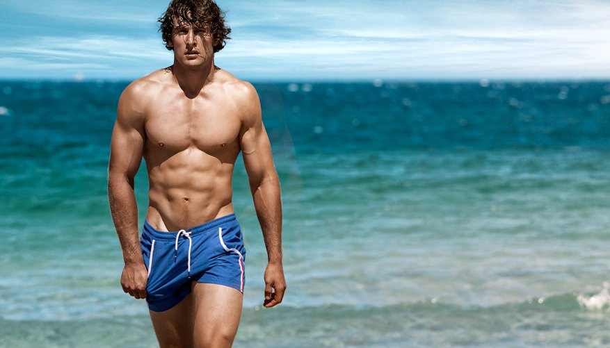 aussieBum Swimwear Royal Blue Short