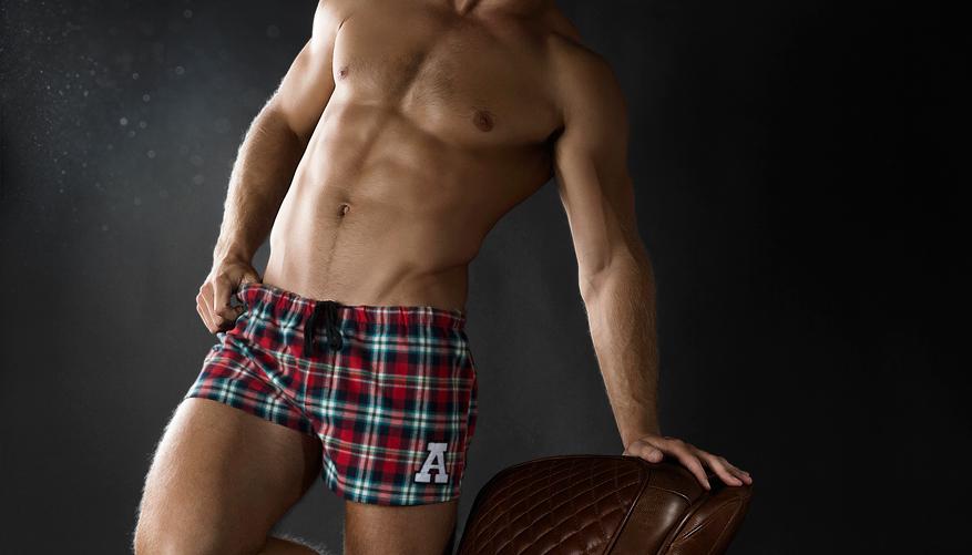 aussieBum Menswear, JimJam, Red Short