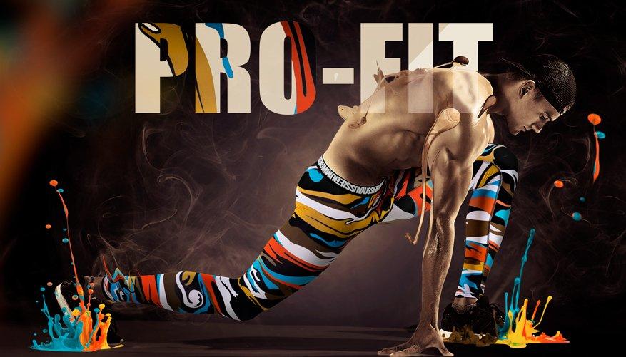 aussieBum Menswear Pro-Fit - Tl-30 Multicolor Sport