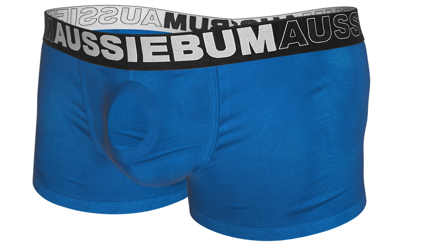 aussieBum Underwear, Orbit, Pacific Blue Trunk