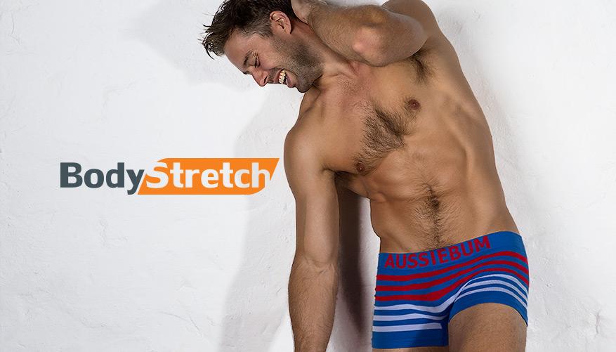 aussieBum Underwear, Bodystretch, Royal Blue Trunk