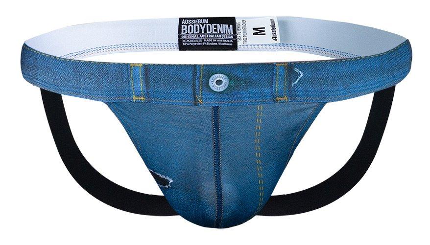 aussieBum Underwear, Bodydenim, Blue Jock