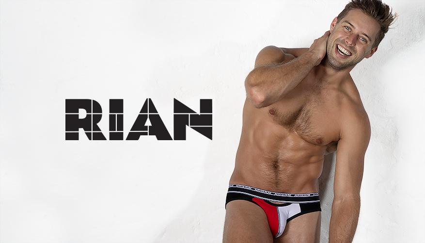 aussieBum Underwear Rian Black