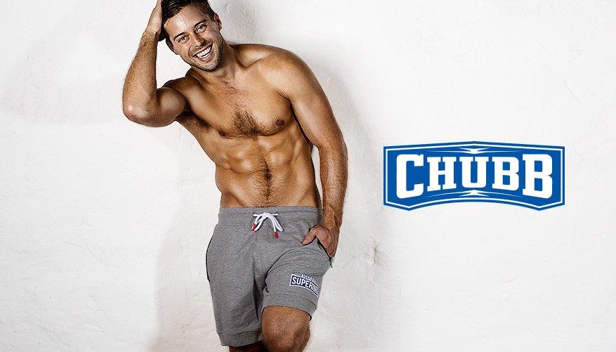 aussieBum Clothing Chubb - Marle Grey Short