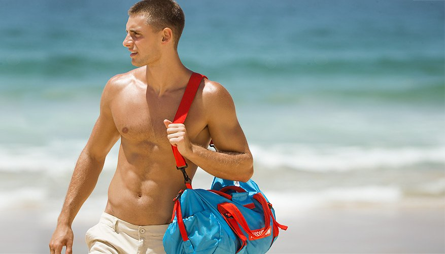 aussieBum Clothing, Accessories, Blue Sport