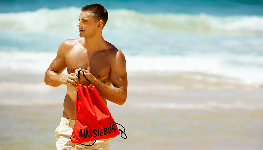 aussieBum Clothing, Accessories, Red Sport