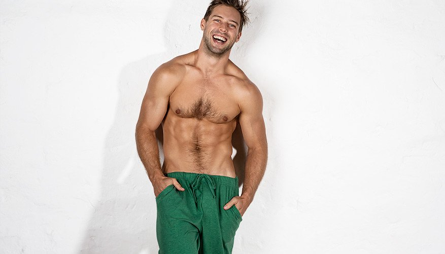 aussieBum Clothing, Dreamtime, Marle Green Pant