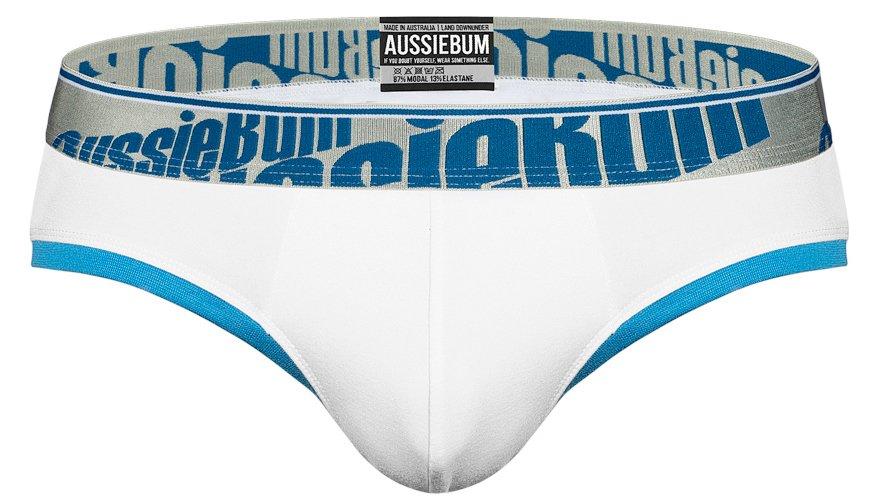 aussieBum Underwear White Brief