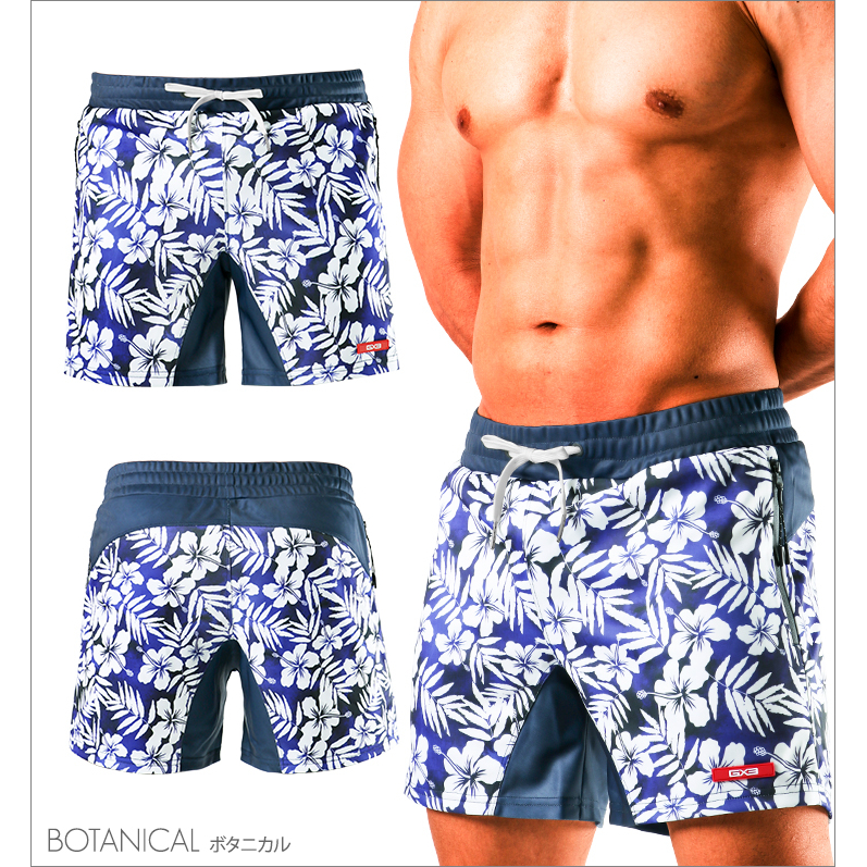 Swimwear GX3 SURF SWIMWEAR - BOTANICAL